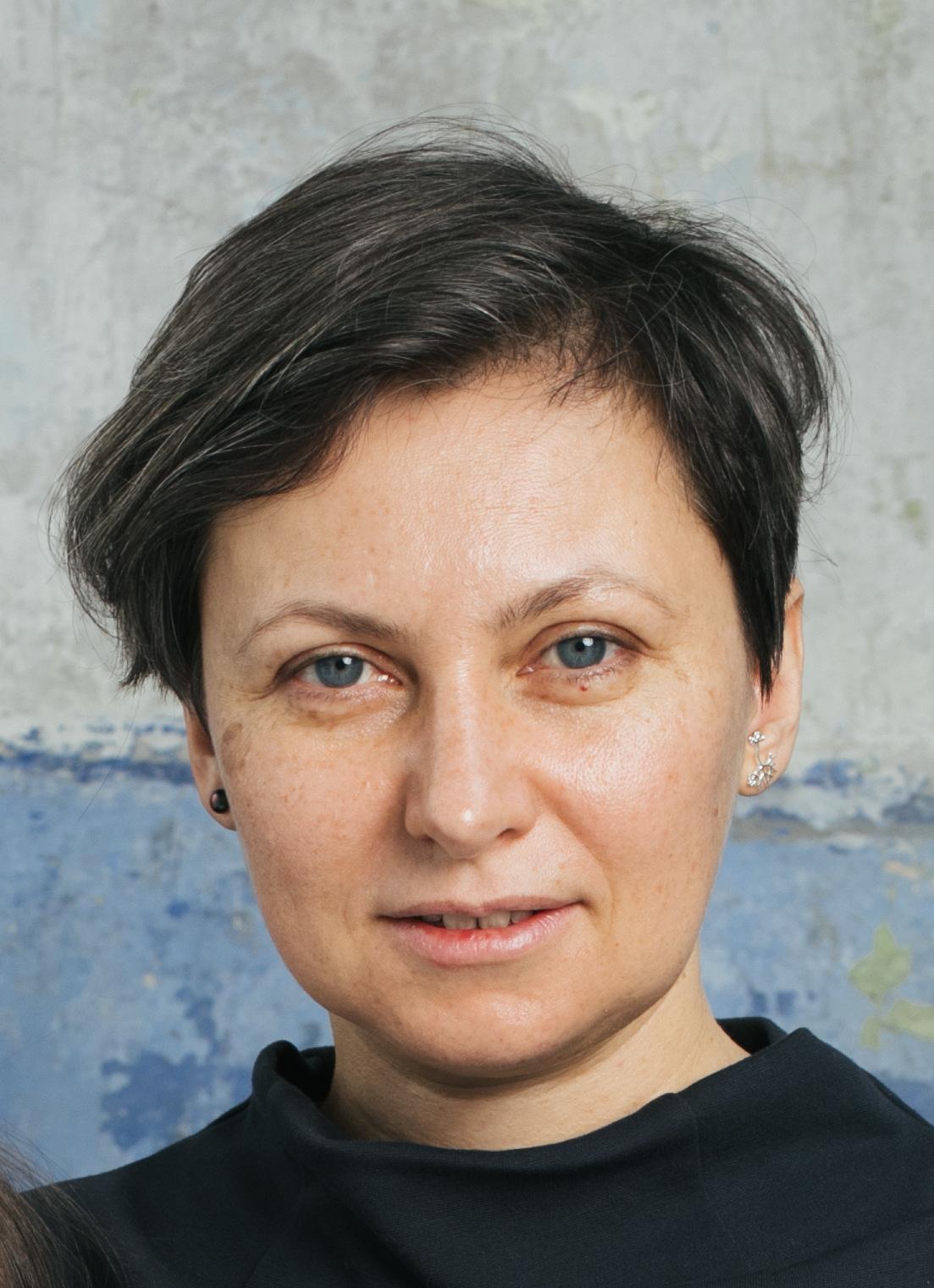 Марина Алиева, психолог, гештальт-терапевт